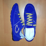 Adidasi Alberto Guardiani femei - Adidasi dama, Culoare: Albastru, Marime: 39