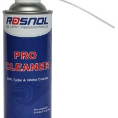 Rosnol Pro Cleaner spray de curățat EGR, Turbosuflantă, Admisie - Solutie curatat motor Auto
