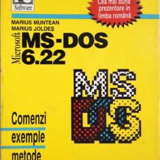 Marius Muntean, Marius Joldes - MS-DOS 6.22 - Carte sisteme operare