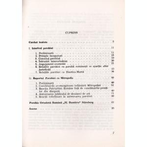 PR. DR. MIRCEA BASARAB - ISTORICUL PAROHIEI ORTODOXE ROMANE NASTEREA DOMNULUI MUNCHEN (MISIUNE BISERICA ORTODOXA ROMANA)