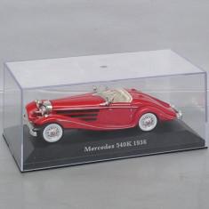 Mercedes 540K 1936, 1/43 - Macheta auto