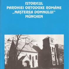"PR. DR. MIRCEA BASARAB - ISTORICUL PAROHIEI ORTODOXE ROMANE ""NASTEREA DOMNULUI"" MUNCHEN (MISIUNE BISERICA ORTODOXA ROMANA)"