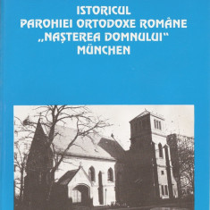 PR. DR. MIRCEA BASARAB - ISTORICUL PAROHIEI ORTODOXE ROMANE