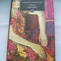 VOICA PONTIFUL HENRIETE YVONNE STAHL  JURNALUL NATIONAL NR 52, 2010
