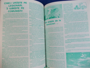 ALMANAH LEGIUNEA ARHANGHELUL MIHAIL DE LA TRECUT LA PREZENT  - TIMISOARA - 1994
