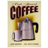 Reclama metalica vintage - Coffee