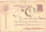 CPI (B2902) CARTE POSTALA MILITARA, CIRCULATA, 8.IUN.1936, STAMPILE, TIMBRE