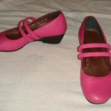 Pantofi RIVA marimea 36 din piele naturala
