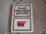 Ecuatii diferentiale aplicative - N. Rosculet