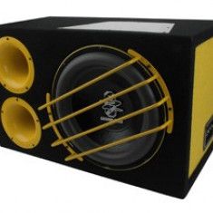 Subwoofer auto Ground zero radioactive GZRB 120SPL, peste 200W