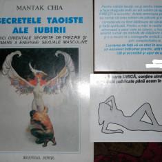 SECRETELE TAOISTE ALE IUBIRII - Mantak Chia - Carte Filosofie