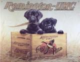 Reclama metalica vintage - Remington