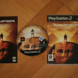 Jumper Griffin's Story PS2, 12+, Single player