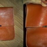 Geanta/ Poseta de umar pentru dame(poate fi purtata si ca geanta plic), imitatie de piele