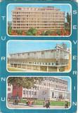 CPI (B2931) TURNU SEVERIN, MOZAIC, EDITURA OSEDT, CIRCULATA, 1972, STAMPILE, TIMBRU IMPRIMAT