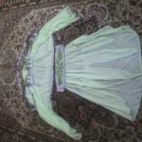 Costume de dans - Costum dans, Marime: Marime universala, Culoare: Alb, Albastru, Negru, Roz, Verde, Marime universala, Verde