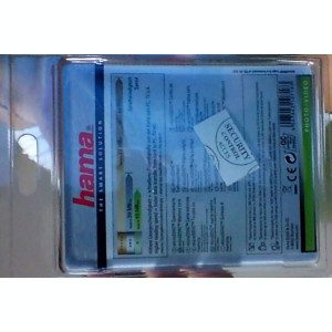Card MicroSD+Adaptor Hama 8gb