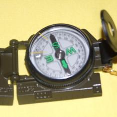 BUSOLA din metal, precisa, calitate deosebita pentru aplicatii militare