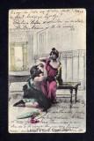 Romania 1905 - Carte postala Litografiata din ciclul Samson & Dalila 4