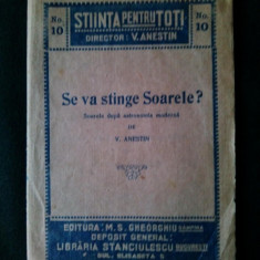 Stiinta pentru toti Nr. 10 Ed. Tipografiei Gutenberg - Campina M.S. Gheorghiu, 1916 - Carte Hobby Astrologie