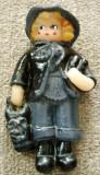 Tablou / decoratiune / statueta - ceara - lucrata manula - Germania
