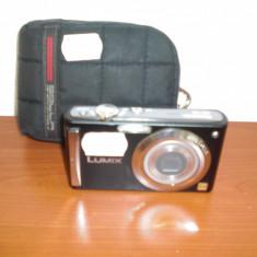 APARAT PANASONIC LUMIX FS 3 + 2 GB + HUSA (R) - Aparat Foto compact Panasonic