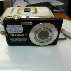APARAT EXILIM CASIO EX- S10 + 2 GB + HUSA .(R) - Aparat Foto compact Casio