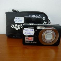 APARAT EXILIM CASIO EX-Z85+ 4 GB + HUSA (R) - Aparat Foto compact Casio