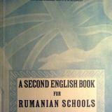 Alexander Emery Kish - A second english book for rumanian schools