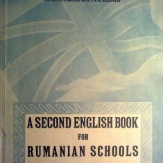 Alexander Emery Kish - A second english book for rumanian schools - Manual scolar, Clasa 5