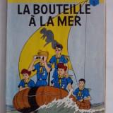 La patrouille des castors - La bouteille a la mer - Reviste benzi desenate