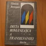 d4 DIETA ROMANEASCA A TRANSILVANIEI SIMION RETEGAN (1863-1864 )