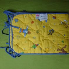 Protectie patut bebelus - Lenjerie pat copii