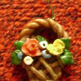 Tablou / decoratiune - ceara - lucrata manula - Germania