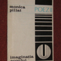 Monica Pilat - Imaginatia Ecoului (autograf)
