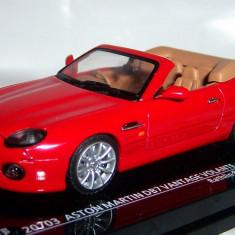 Oferta de Toamna! VITESSE Aston Martin DB7 Volante rosu 1:43 - Macheta auto