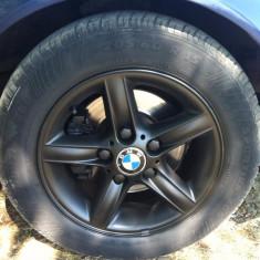 Jante + cauciucuri R15 bmw seria 3 e36/ e46 - Janta aliaj BMW, Numar prezoane: 5