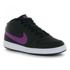 Adidasi Nike dama - Adidasi dama Nike, Culoare: Negru, Marime: 39, Negru
