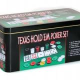 Set poker Texas Hold'em 200 chips
