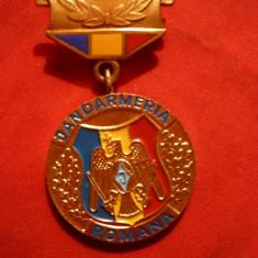 Medalie 100 Ani Jandarmeria Romana 1993 - Medalii Romania