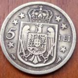 5 LEI 1930 PARIS - Moneda Romania