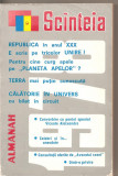 (C4147) ALMANAH SCINTEIA ( SCANTEIA ), 1978