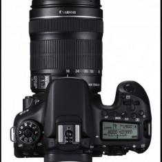 Canon EOS 70D + EF-S 18-135 STM cu WiFi+Kata W-92 GDC Waist Pack+SanDisk Ultra SDHC 32GB UHS-I - Card de memorie 30MB/s - DSLR Canon, Kit (cu obiectiv), Peste 16 Mpx, Full HD