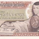 Bancnota Mexic 1.000 Pesos 1985 - P85 UNC