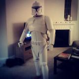 Costum Starwars
