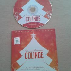 CD Cele Mai Frumoase Colinde - original la plic - Muzica Sarbatori