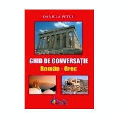 Daniela Petcu   - Ghid de conversatie roman-grec