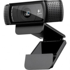 Webcam logitech Carl Zeiss Tessar HD 8010p, Microfon