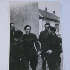 FOTOGRAFIE MILITARI DIN ANII 50 - Fotografie veche