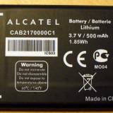 Acumulator Alcatel CAB21A0000C1 / CAB2170000C1 pentru OT-505 ORIGINAL